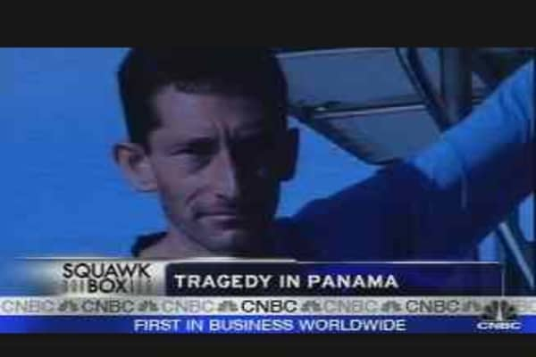 Tragedy in Panama