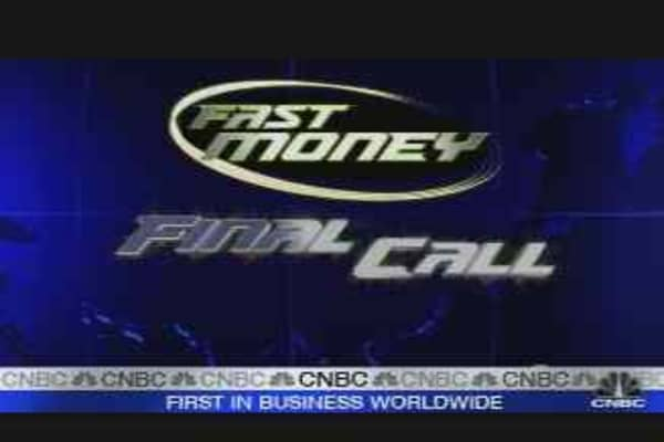 Fast Money Final Call: Retail