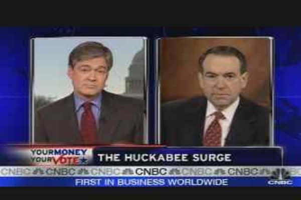 Huckabee One-On-One