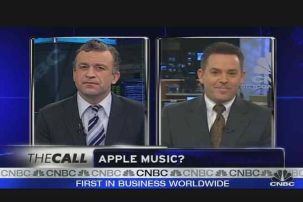 Apple's Musical Ambitions