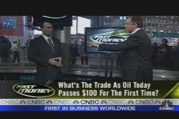 Oil at $100: The Aftermath