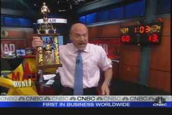 Cramer's Banker of the Year