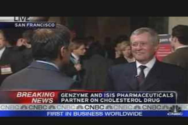 Spotlight on Isis Pharma