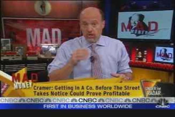Cramer on PZE