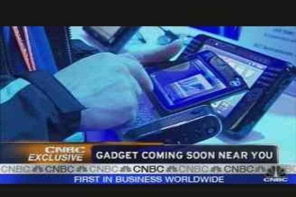 New Gadgets Galore at CES