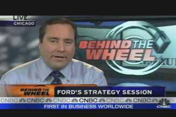Ford's Strategy