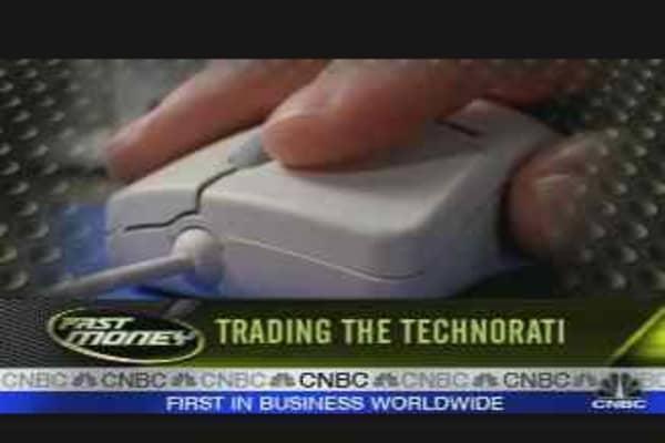 Trading the Technorati