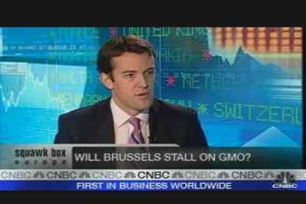 Will the EU Stall on GMO?