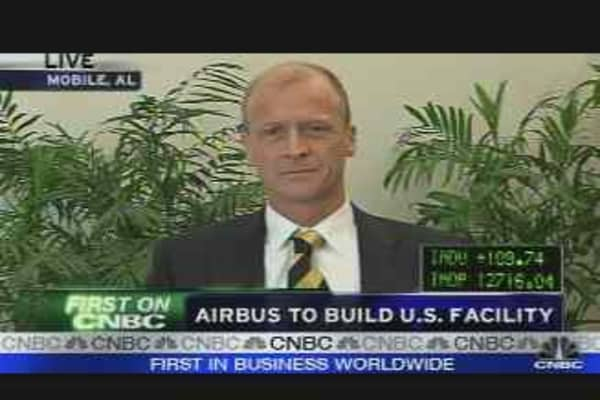 Airbus Announcement