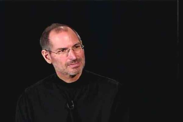 A CNBC Exclusive: Steve Jobs