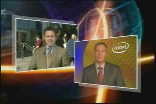 Intel CFO