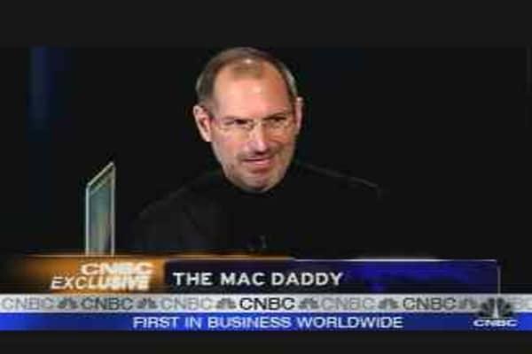 Steve Jobs Exclusive