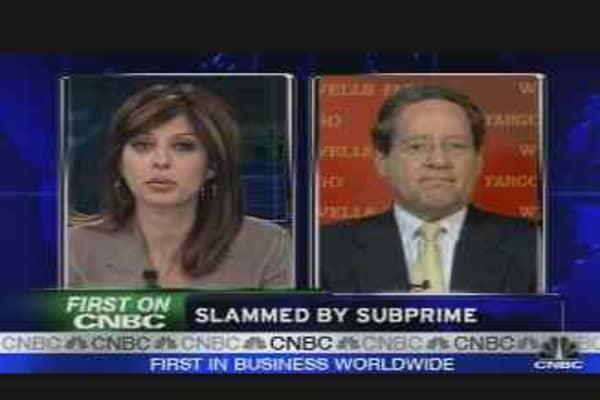 WFC Slammed By Subprime