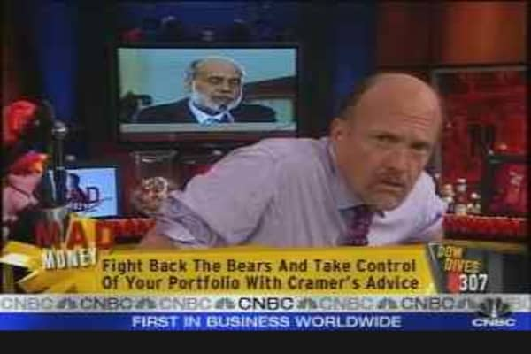 Cramer: Fed Up