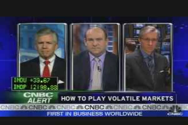 How to Play the Markets