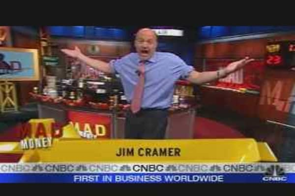 Cramer's Long-Term View