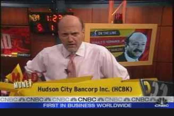 Hudson City Bancorp CEO