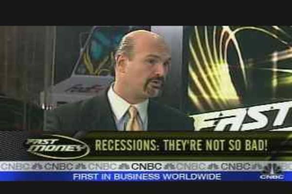 Recessions: Not So Bad?