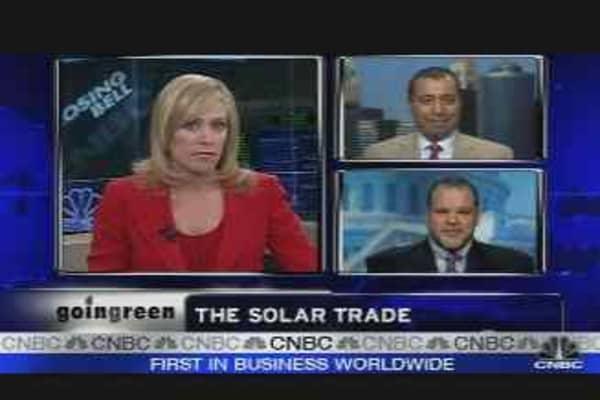 The Solar Trade