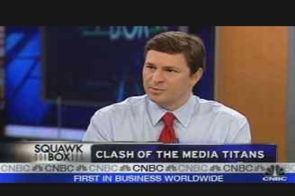Clash of the Media Titans
