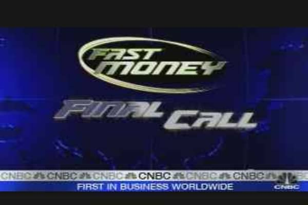 Fast Money: Citi's Future