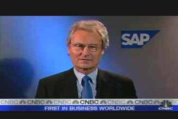 SAP Gives Solid Outlook for '08