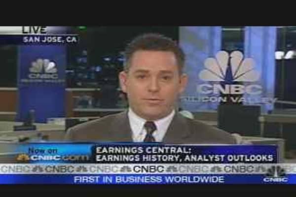 Yahoo & Amazon Earnings