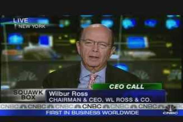 Wilbur Ross Won't Wait For Downgrade