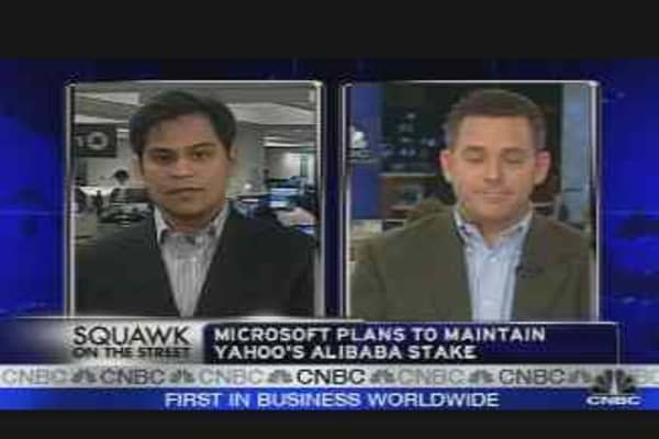 Microsoft's Big Bid