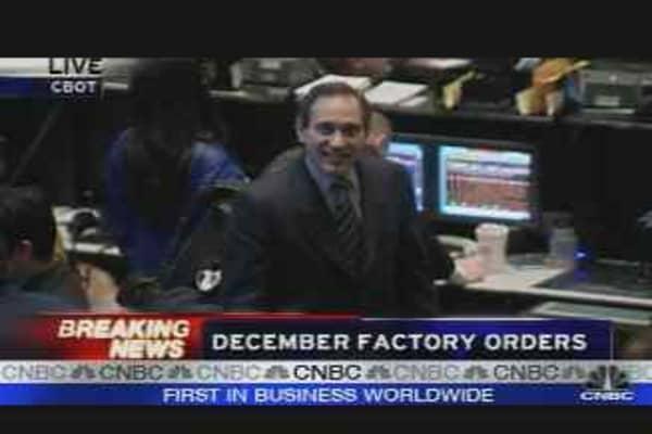 December Factory Orders