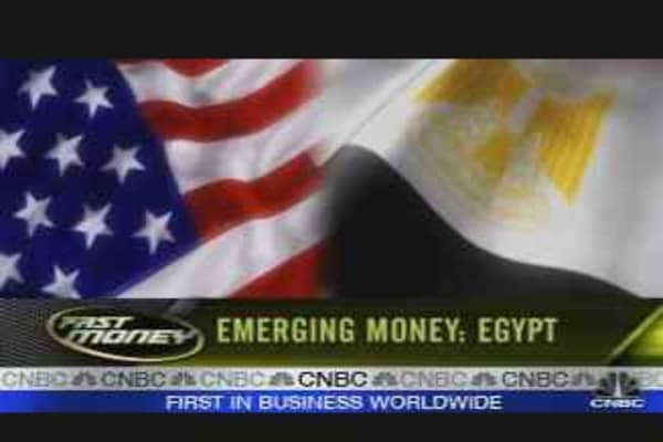 Emerging Money: Egypt