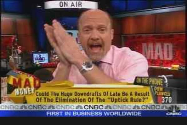 Cramer's State of the Market Address