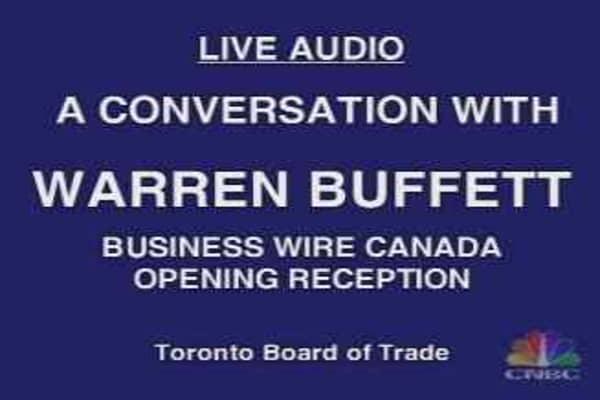 Buffett on the Dollar