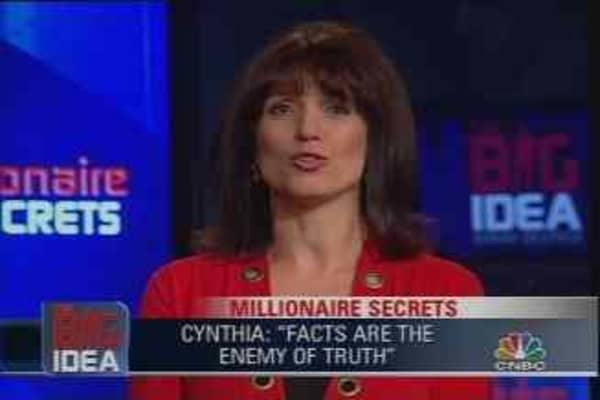 Cynthia Kersey's Millionaire Secrets