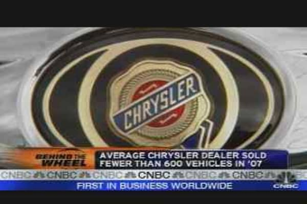 Shrinking Chrysler