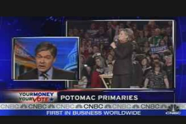 Potomac Primaries