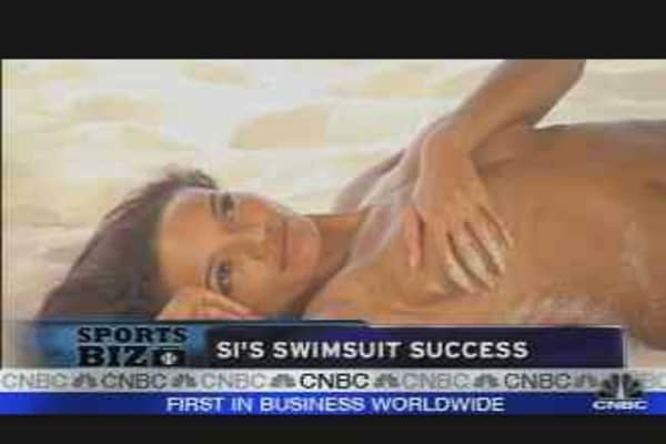 SI's Swimsuit Success