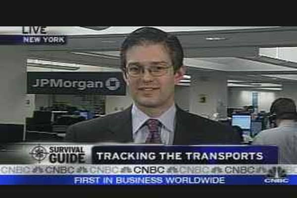 Tracking the Transports