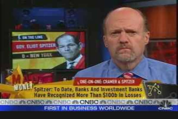 One-on-One: Cramer & Spitzer