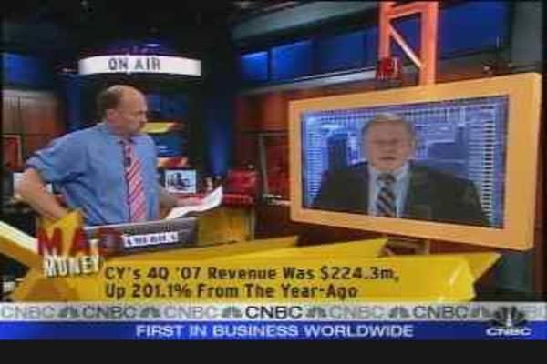 CY CEO on Semis