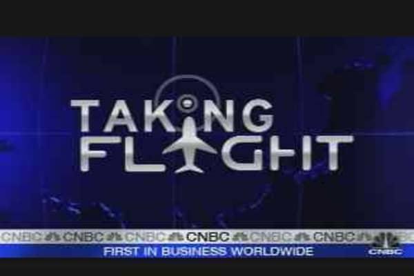 Northwest/Delta Deal Takes Flight