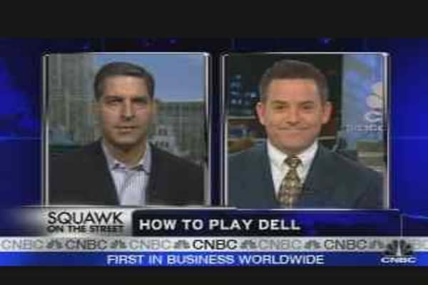 Playing Dell Ahead of Earnings