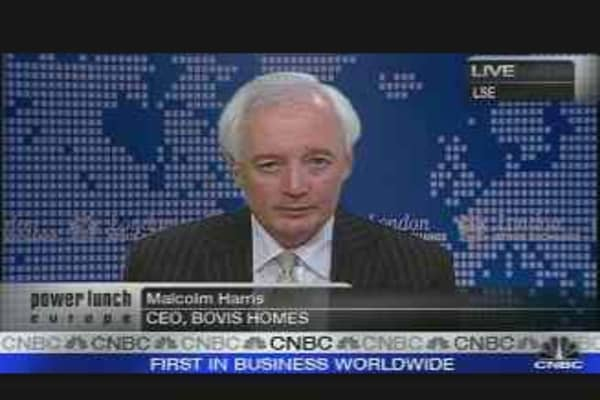 Bovis Homes CEO on Outlook