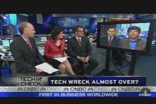 Tech: Turnaround or Tumble?