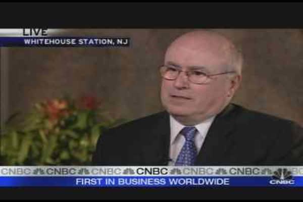 Merck CEO on Earnings