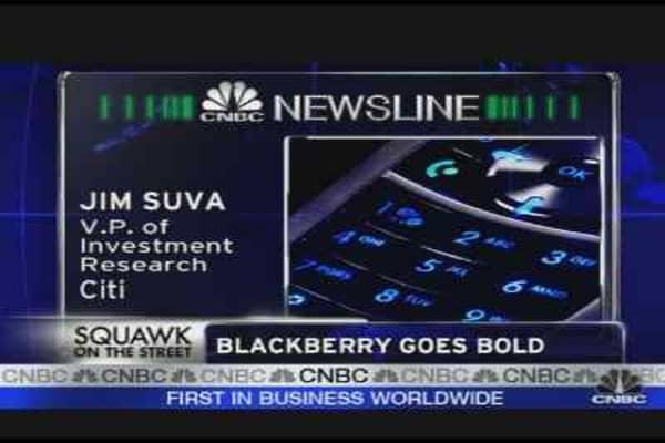 Blackberry's Bold