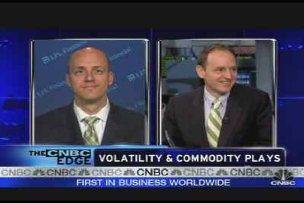 Volatility & Commodity Plays