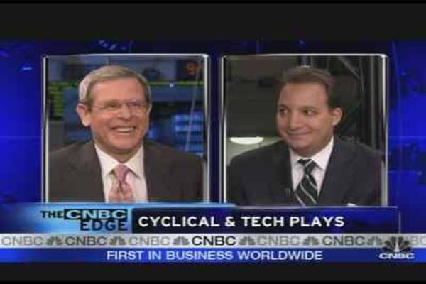 Cyclical & Tech Plays