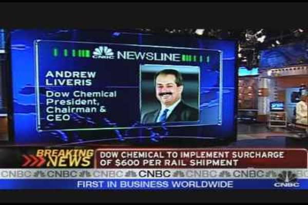 Dow Chemical Raises Prices