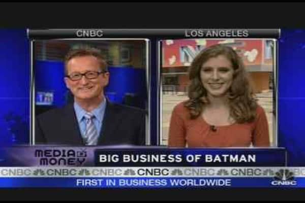 Big Business of Batman
